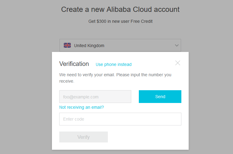 alibabacloud-verification