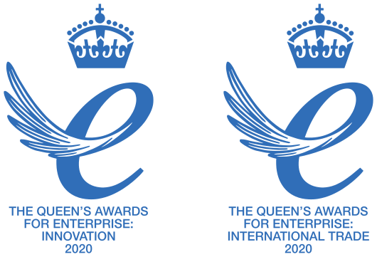 Emblems of the Queen's Award for Enterprise